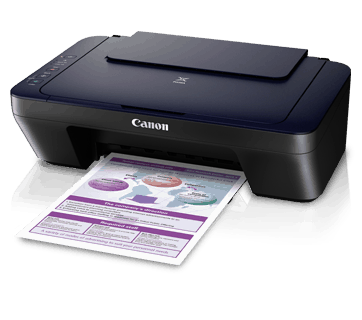 Canon PIXMA E400 series Drivers