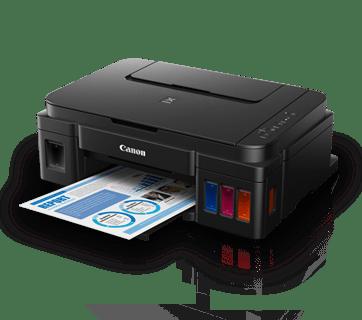 ดาวน์โหลดไดร์เวอร์เครื่องปริ้น Canon PIXMA G 2000