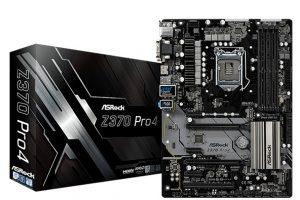 ดาวน์โหลดไดร์เวอร์ ASRock Z370 Pro4