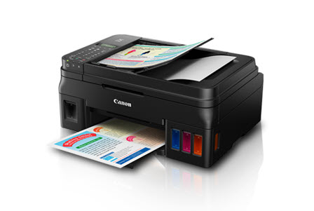 ไดร์เวอร์ Canon PIXMA G4000 series Printer Driver