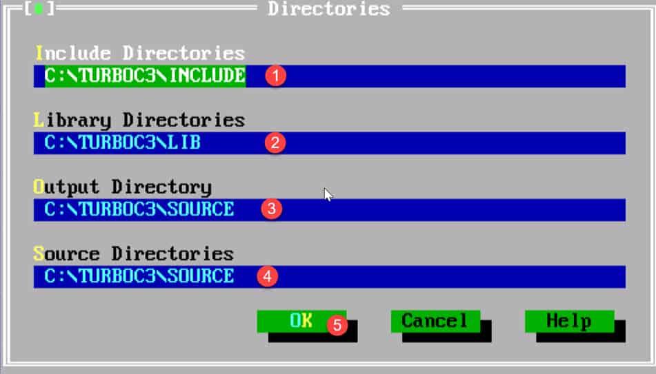 วิธีติดตั้งโปรแกรม Turbo C++